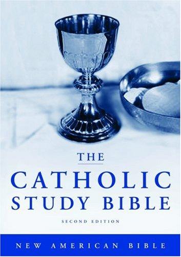 Catholic Study Bible-Nab 9780195282788