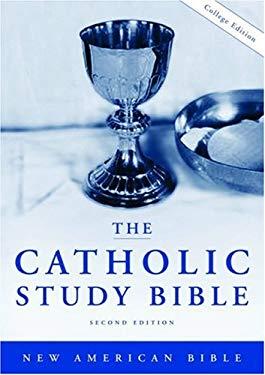 Catholic Study Bible-Nab 9780195282795
