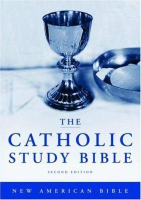 Catholic Study Bible-Nab 9780195282801