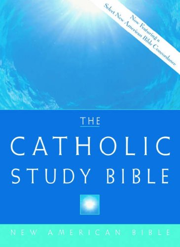 Catholic Study Bible-Nab 9780195283891