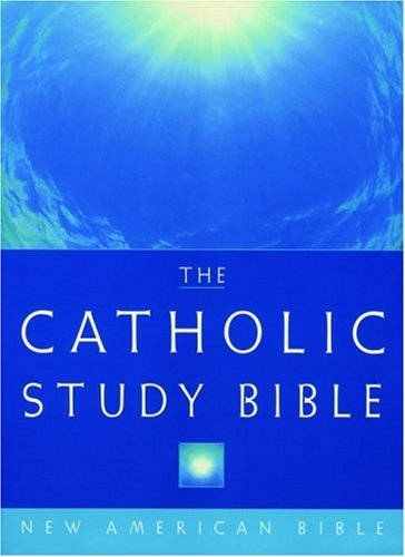 Catholic Study Bible-Nab 9780195283914