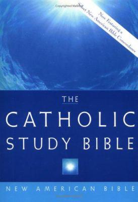 Catholic Study Bible-Nab 9780195283945