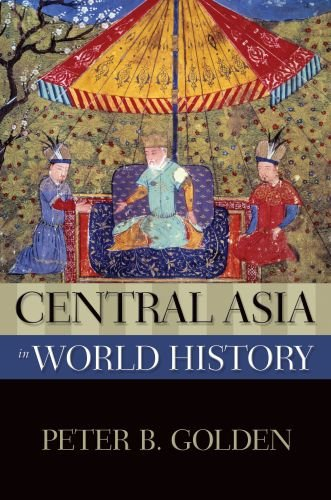 Central Asia in World History 9780195338195