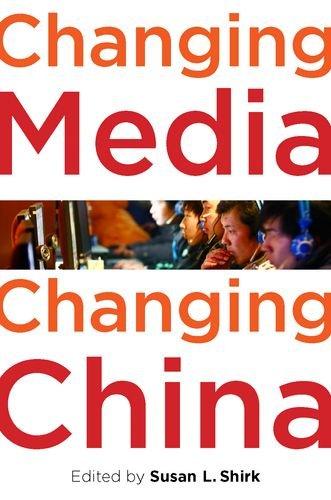 Changing Media, Changing China 9780199751976