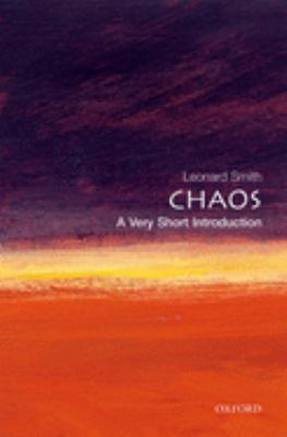 Chaos: A Very Short Introduction 9780192853783