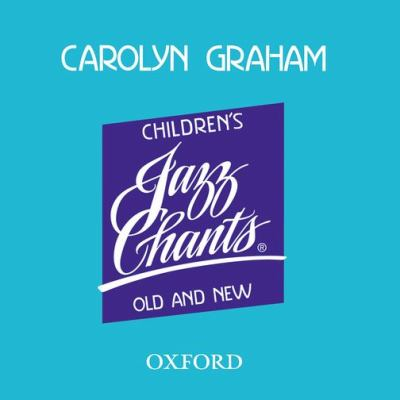 Children's Jazz Chants Old and New: CD 9780194337243