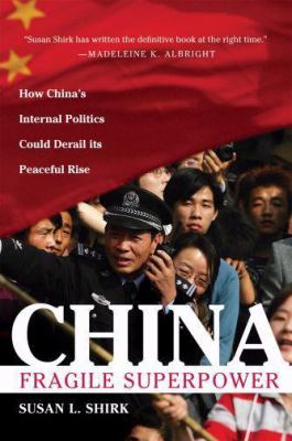 China: Fragile Superpower 9780195373196