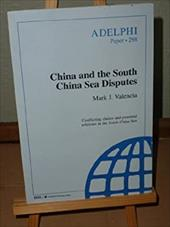 China and the South China Sea Disputes