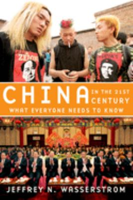 China in the 21st Century 9780195394122