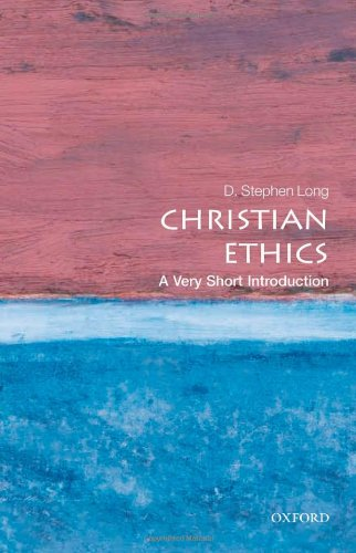 Christian Ethics: A Very Short Introduction 9780199568864