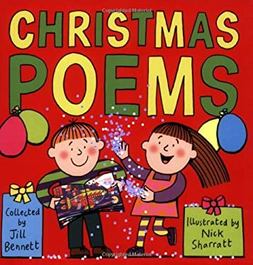 Christmas Poems 9780192763228