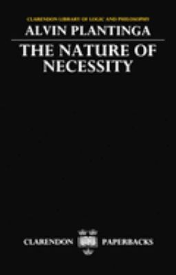 The Nature of Necessity 9780198244141