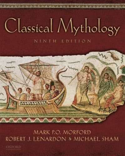 Classical Mythology 9780195397703