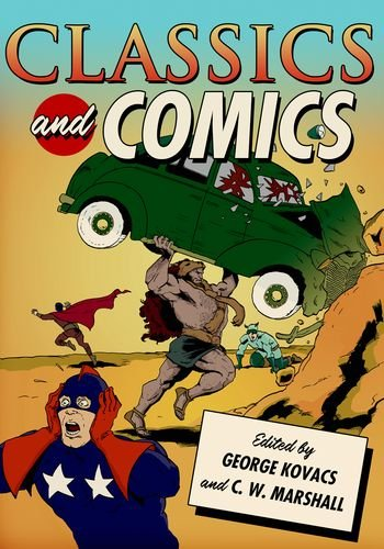 Classics and Comics 9780199734191