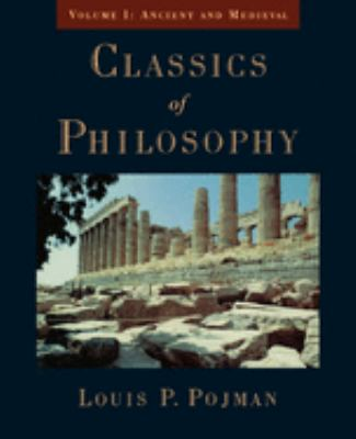 Classics of Philosophy: Volume I: Ancient and Medieval 9780195116458