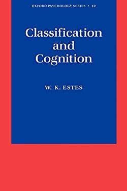 Classification and Cognition 9780195109740