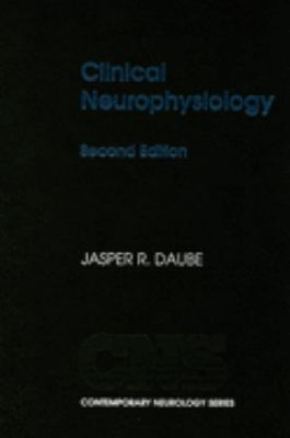 Clinical Neurophysiology 9780195140804