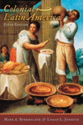 Colonial Latin America 9780195156850