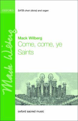 Come, Come, Ye Saints 9780193804890