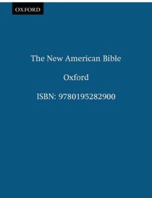 Compact Bible-Nab-Apocrypha 9780195282900
