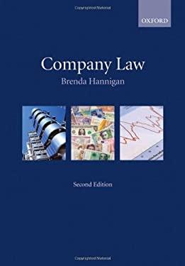 Company Law 9780199286386