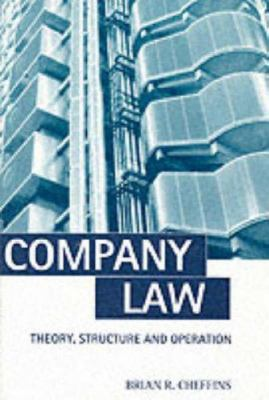 Company Law: Theory, Structure and Operation 9780198259732