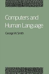 Computers and Human Language