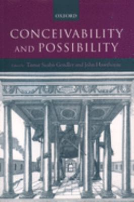 Conceivability and Possibility 9780198250906