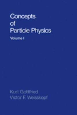 Concepts of Particle Physics 9780195043730
