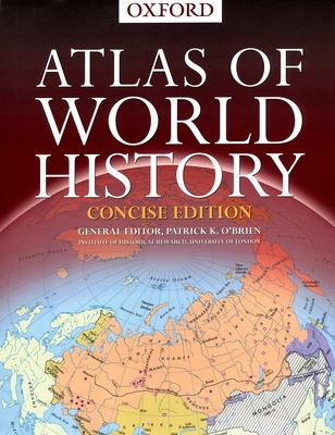 Concise Atlas of World History 9780195219210
