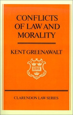 Conflicts of Law and Morality 9780195058246