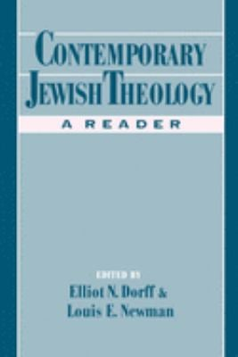 Contemporary Jewish Theology: A Reader 9780195114676