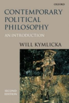 Contemporary Political Philosophy: An Introduction 9780198782742