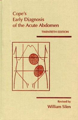 Cope's Early Diagnosis of the Acute Abdomen 9780195136784