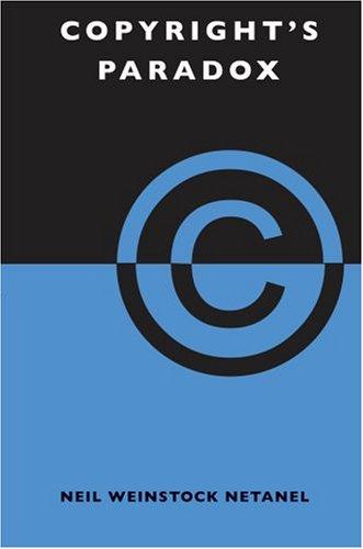 Copyright's Paradox 9780195137620