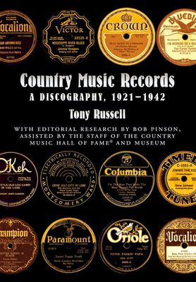 Country Music Records: A Discography, 1921-1942 9780195139891