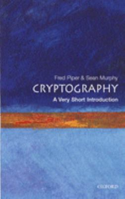 Cryptography: A Very Short Introduction 9780192803153