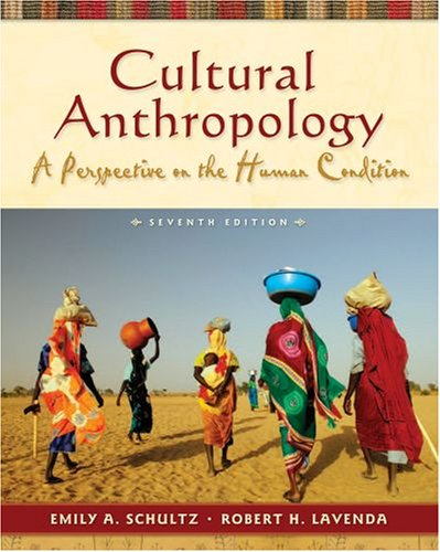 Download this Cultural Anthropology Perspective The Human Condition picture