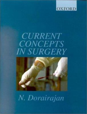 Current Concepts in Surgery