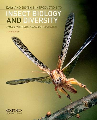 Daly and Doyen's Introduction to Insect Biology and Diversity 9780195380675