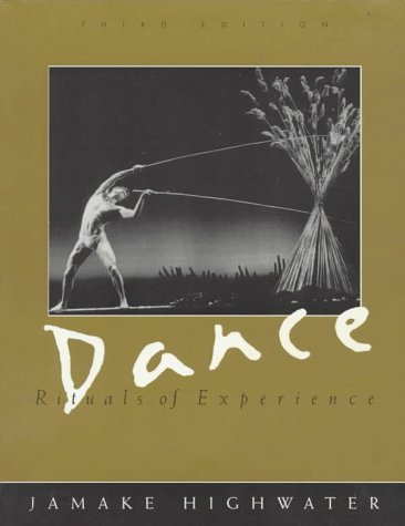 Dance: Rituals of Experience 9780195112054