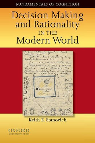 Decision Making and Rationality in the Modern World 9780195328127
