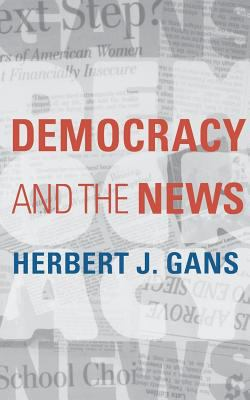 Democracy and the News 9780195173277