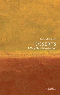 Deserts 9780199564309