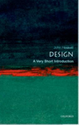 Design: A Very Short Introduction 9780192854469
