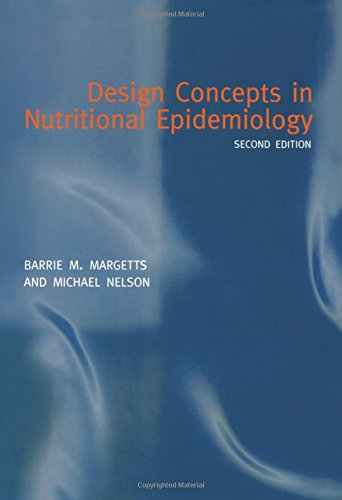 Design Concepts in Nutritional Epidemiology 9780192627391