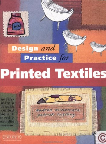 Design and Practice for Printed Textiles 9780195533712