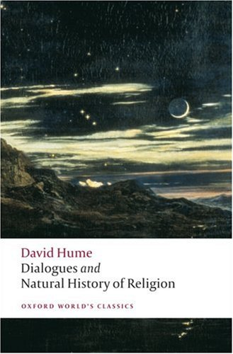 Dialogues and Natural History of Religion 9780199538324