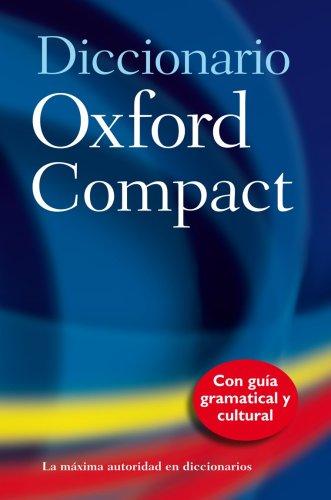 Diccionario Oxford Compact 9780199560790