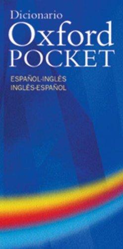 Diccionario Oxford Pocket: Edicion Latinoamericana 9780194316002